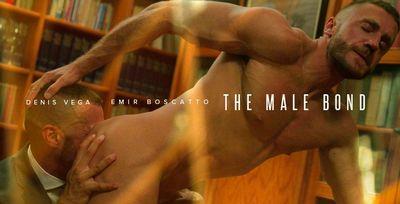 Men at Play Denis Vega and Emir Boscatto