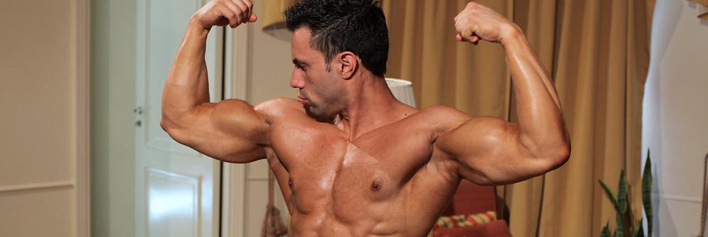 MuscleHunks Joe Barkley
