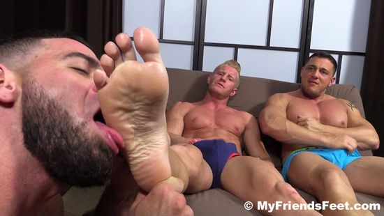 Ricky Hypnotized To Worship Johnny and Joey