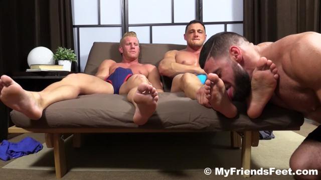 Ricky Hypnotized To Worship Johnny and Joey