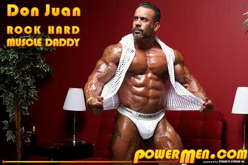 Powermen Don Juan