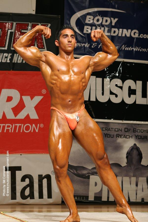 Justin Hunter - 2006 NPC California State Championships