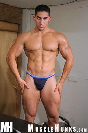 MuscleHunks Cody Miller