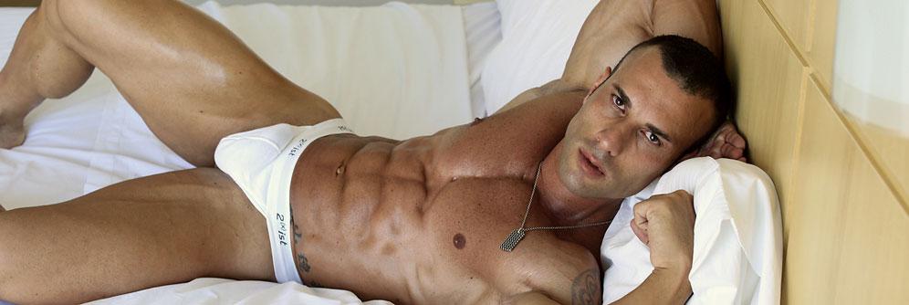 MuscleHunks Gianluigi Volti