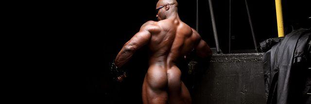 MuscleHunks Leon Jackson