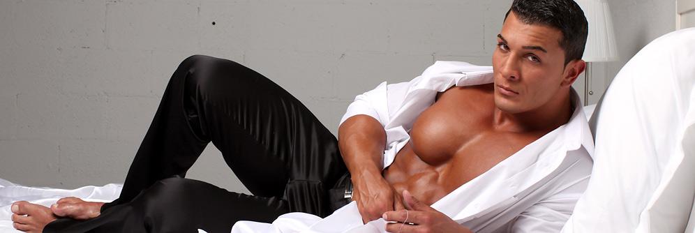 MuscleHunks Omar Fabrouk