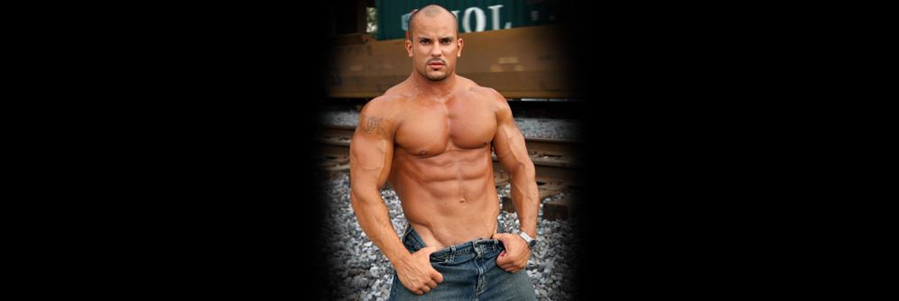 MuscleHunks Troy Hammer