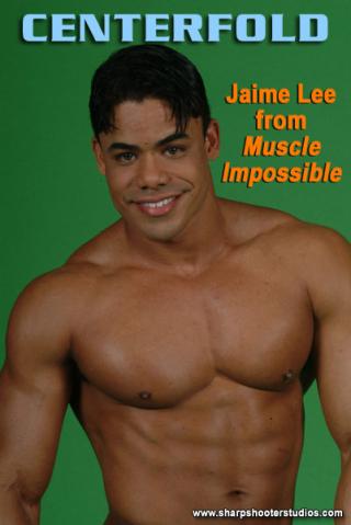 Sharpshooter Studios Muscle Impossible Jamie Lee 0001