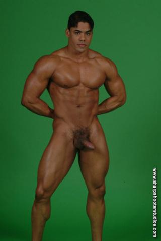 Sharpshooter Studios Muscle Impossible Jamie Lee 0012