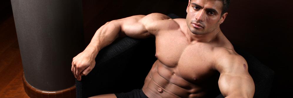 MuscleHunks Benny Ryder