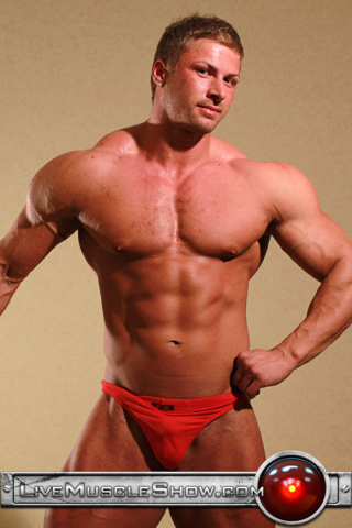 Live Muscle Show Kane Griffin