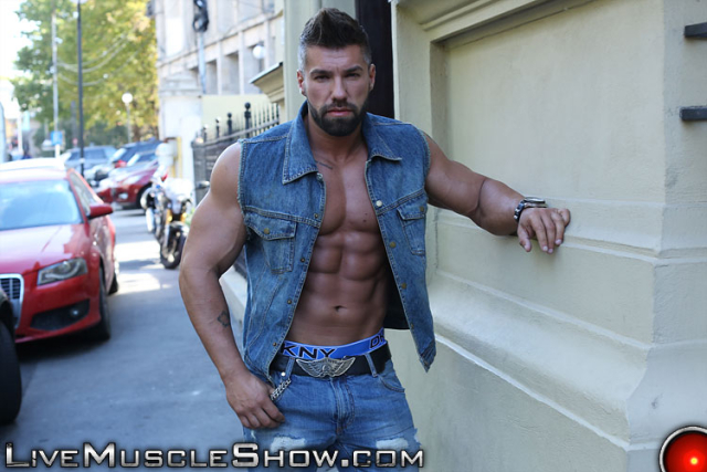 Live Muscle Show Lucas Diangelo