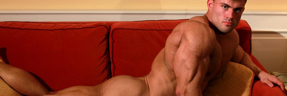 MuscleHunks Rocky Remington