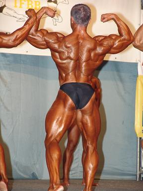 bernstein bodybuilder Stuart