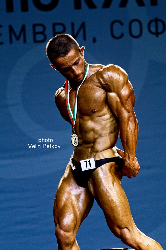 Men's Bodybuilding up to 65kg