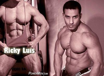 PowerMen Ricky Luis