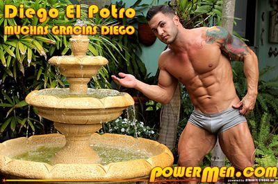 PowerMen Diego El Potro