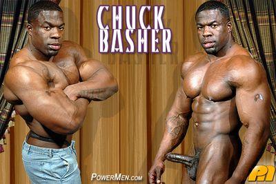 Powermen Chuck Basher