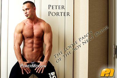 Powermen Peter Porter