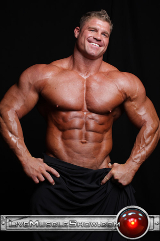 Live Muscle Show David Riley