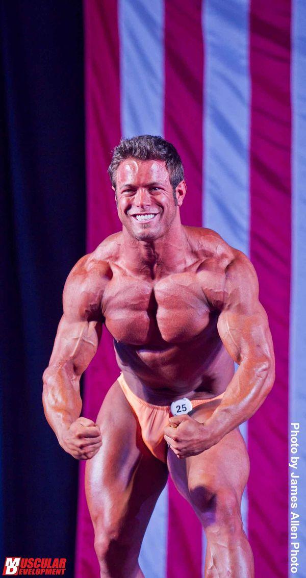 Bodybuilder Beautiful: Braun Drek