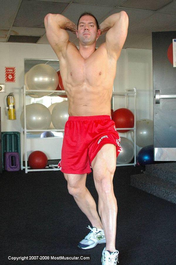 Bodybuilder Beautiful: Vic Rocco