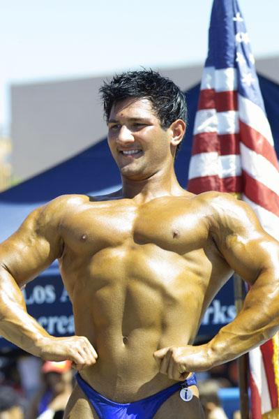 2006 Muscle Beach Labor Day Teen Light Heavyweight