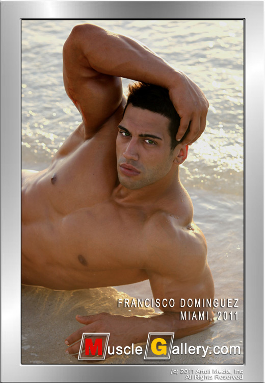 MuscleGallery Francisco Dominguez