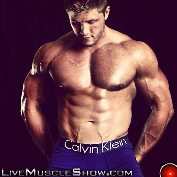 Live Muscle Show Steven Woods