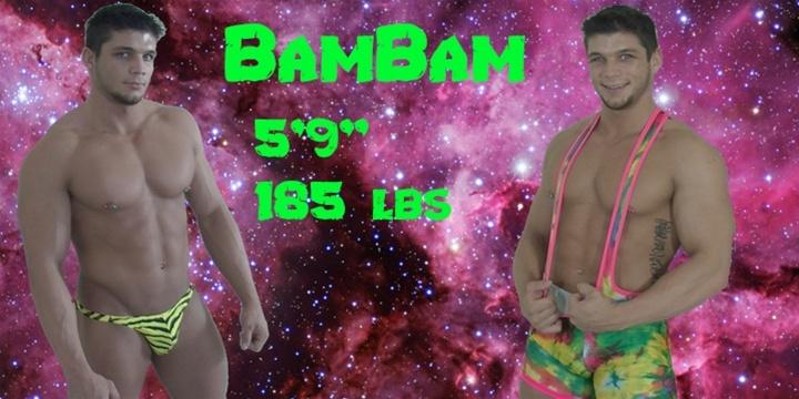 Thunder TV Wrestling BamBam