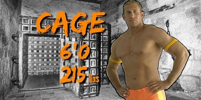 Thunder TV Wrestling Cage