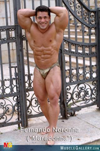 MuscleGallery Fernando Noronha