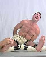Berke Tickled Naked