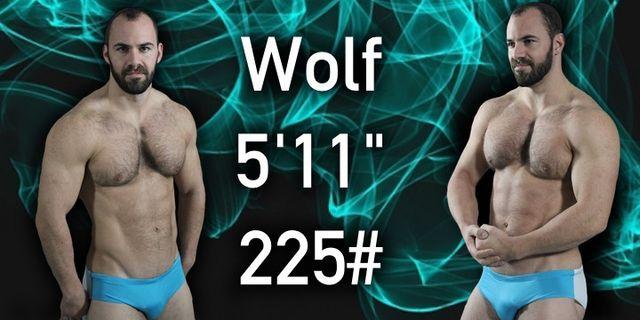 Wolf at ThunderTVWrestling