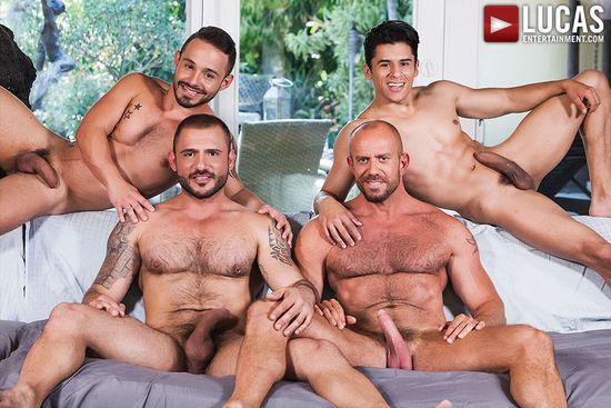 Armond Rizzo, Rafael Lords, Pedro Andreas, Matt Stevens
