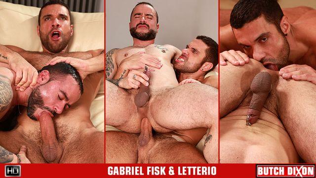 Gabriel Fisk & Letterio