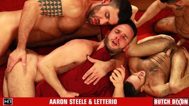 Letterio & Aaron Steele