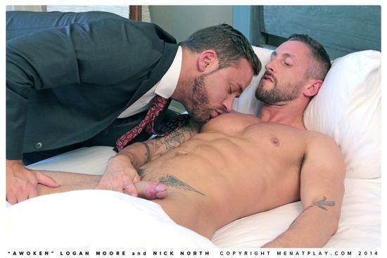 Logan Moore and Nick North
