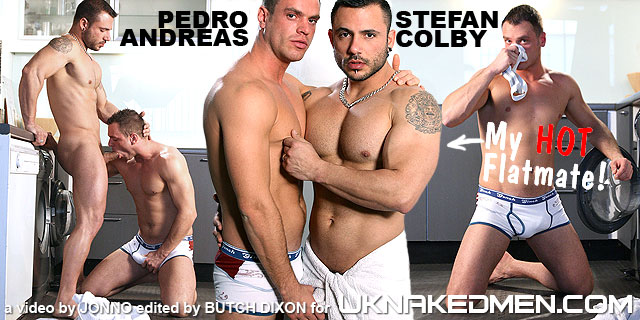 Pedro Andreas and Stefan Colby