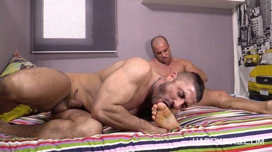 Antonio Aguilera and Max Toro