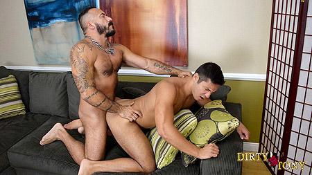 Alessio Romero Fucks Seth Santoro