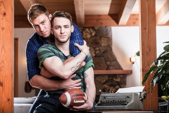 Connor Maguire and Colton Grey