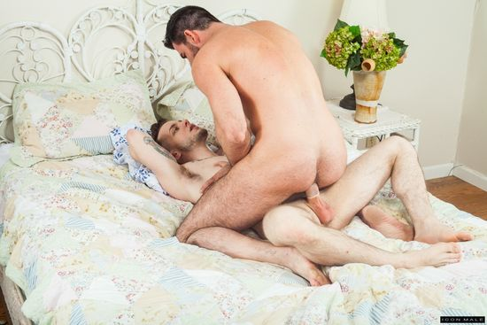 Billy Santoro and Colton Grey