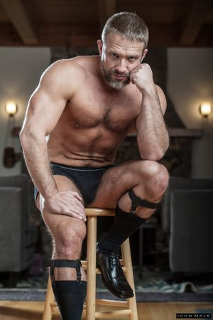 Colton Grey and Dirk Caber