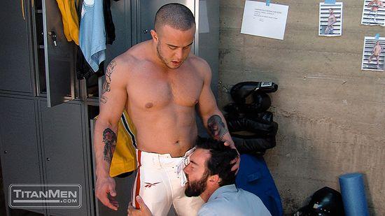 Alex Graham & Tom Nero in Hard at Work, Scene 2