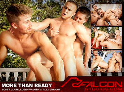 Bobby Clark, Logan Vaughn & Alex Graham