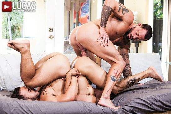 Sean Duran Teaches Rafael Lords And Armond Rizzo How To Breed