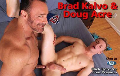 Brad Kalvo and Doug Acre
