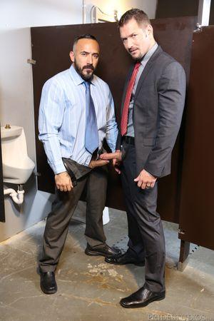 Alessio Romero and Andrew Justice