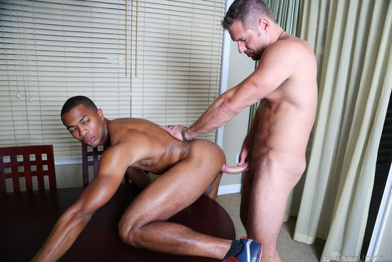 Sean Xavier and Andrew Justice